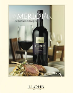 Merlot Me Recipe Booklet 2017 Cover
