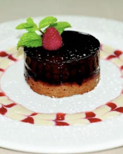 Chocolate Crunch Torte