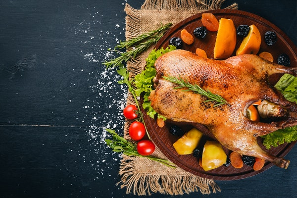 Herb Roasted Chicken Resized