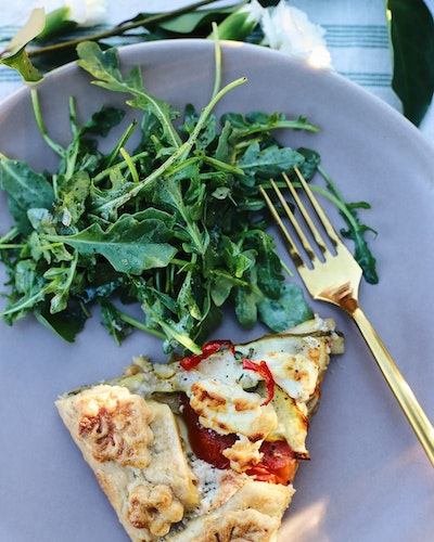 Savory Summer Galette
